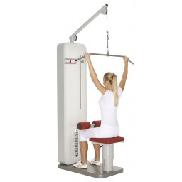 Dynamed Vertical Pulley with Seat
