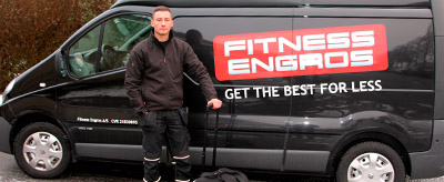 Fitness Engros A/S - Teknisk service